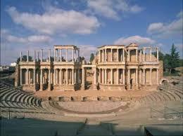 roman theatre badajoz