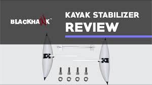Blackhawk <b>Inflatable</b> Kayak <b>Stabilizer</b> Sidekick Review - YouTube