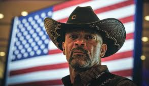 Image result for black sheriff david clarke