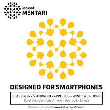 Logo Indosat Mentari