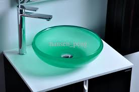 bathroom countertop basins wholesale: cupc certificate resin round counter top sink colored cloakroom wash basin solid surface stone bathroom vessel sinks rs counter top basins vessel sinks