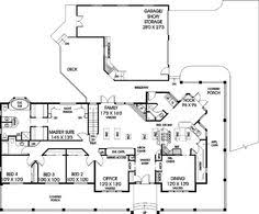 house plans   master suites   Click to view House Plan Main    house plans   master suites   Click to view House Plan Main Floor Plan   barndomium ideas   Pinterest   Master Suite  House plans and Floor Plans