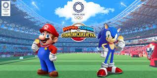 <b>Марио</b> и Соник на Олимпийских играх 2020 в Токио | Nintendo ...