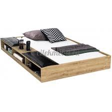 Выдвижная <b>кровать Cilek Wood</b> Metal с полками 90х190 - купить ...