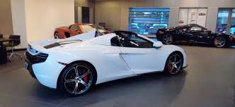 interview the s manager of the mclaren dealership in in fact he told me his location was number one for mclaren s in the world in 2014 topping the individual not combined s numbers of the london