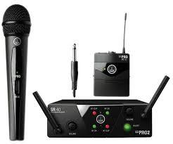 Радиосистемы : <b>Радиосистема AKG WMS40</b> MINI2 Instrumental ...