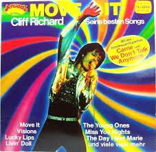 <b>Cliff Richard - Move</b> It - Seine Besten Songs (1980, Vinyl) | Discogs