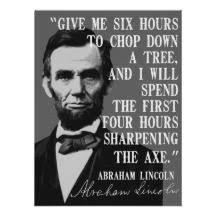 Quotes on Pinterest   Lincoln, Abraham Lincoln and Michelangelo via Relatably.com
