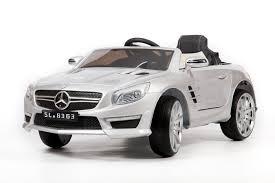 <b>Электромобиль BARTY Mercedes</b> Benz <b>SL63</b> AMG