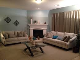 Painting My Living Room My Living Room I Used Behr Paint From Home Depot Called Watery