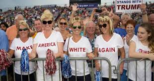 Image result for racist trump supporters images