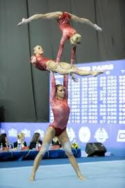 Acro Gymnastics Pictures With Quotes. QuotesGram via Relatably.com