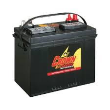 <b>Deep cycle batteries</b>