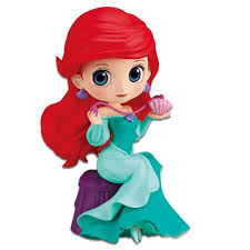 <b>Фигурка Q Posket</b> Perfumagic <b>Disney</b> Characters: Ariel (Ver A ...