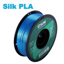 eSun <b>Silk PLA 3D Print</b> Filament 1.75mm 1kg | Cubic Technology