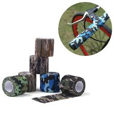Multifunction Camouflage Tape <b>Self adhesive Telescopic Non</b> ...