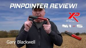<b>XP MI</b>-<b>6 PINPOINTER</b> REVIEW the most advance metal detecting ...