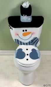 inodoro snowman