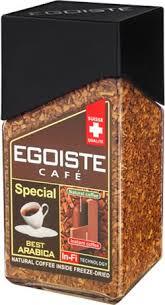 Купить <b>Кофе EGOISTE</b> Private <b>растворимый сублимированный</b> ...