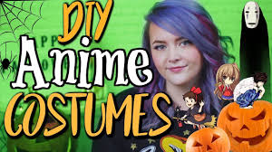 Easy DIY <b>Anime Costume</b> Ideas for <b>Halloween</b> and <b>Cosplay</b> ...