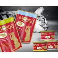 <b>Molina</b> корм для кошек | Отзывы покупателей