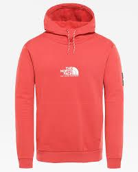 <b>Толстовка The North Face</b> M FINE ALPINE HD SUNBAKED RED ...