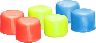 "<b>Беруши для бассейна TYR</b> ""Youth Multi-Colored Silicone Ear Plugs ..."