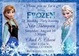 disney princess birthday invitations hd frozen disney birthday invitations