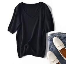 Cromoncent Womens <b>Stylish Round-Neck Long</b>-Sleeve Sequins ...