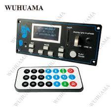 Best value <b>bluetooth</b> fm usb aux card mp3 <b>stereo audio</b> player ...