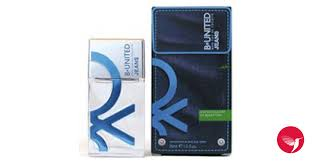 <b>B</b>. <b>United Jeans</b> Man <b>Benetton</b> cologne - a fragrance for men 2007