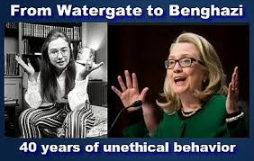 Image result for hillary fired from watergate pics