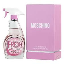<b>Moschino Fresh Pink Couture</b> by Moschino 3.4 oz EDT Perfume for ...