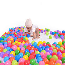 <b>Brand New 50PCS</b> Kids 5.5cm Pit Balls Baby Toys Ocean Balls For ...