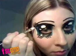 this 39 anime eyes makeup trend will freak you out singapore