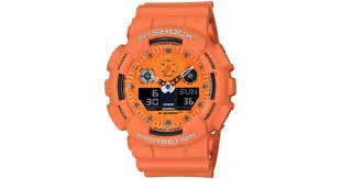 Наручные <b>часы CASIO</b> G-SHOCK <b>GA</b>-<b>100RS</b>-<b>4AER</b> купить в ...