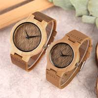 Discount Couple Watches Genuine Leather