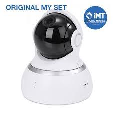 <b>YI 720P Dome Camera</b> - White | Shopee Malaysia