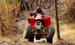 Quad Bike Trail for up to Four Including a Summer Braai at ... - Hyperli