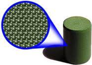 modelo de partículas del estado sólido