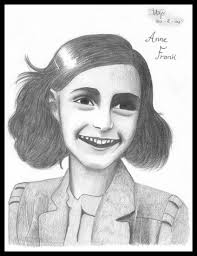 Anne Frank9 years ago in Portraits & Figures - Anne_Frank_by_LittleRamona