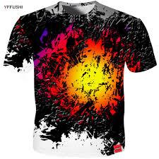 <b>YFFUSHI 2018 Male 3d</b> T Shirt Fashion Summer T Shirt Top Dress ...