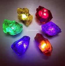 Raw Jagged Infinity Stones <b>Thanos Cosplay Avengers</b> (<b>costume</b> ...