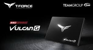 <b>TEAMGROUP</b> T-FORCE VULCAN G – игровой <b>твердотельный</b> ...