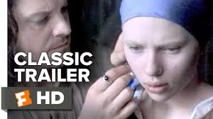 Girl with a Pearl Earring (2003) Official Trailer - Scarlett Johansson ...