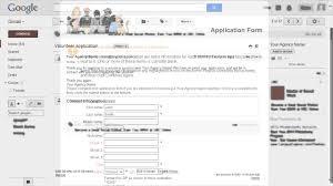 using online volunteer application forms using online volunteer application forms