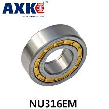 <b>Axk</b> Bearing Nu316em Cylindrical Roller Bearing 80*170*39mm ...