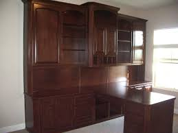 built in home office furniture and desks 114 built home office