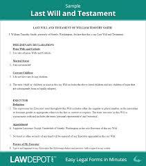 last will testament form print last will forms us last will and testament sample