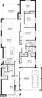 House plans  House and Nice on Pinterestdouble storey narrow lot sloped site floor plan   Google Search